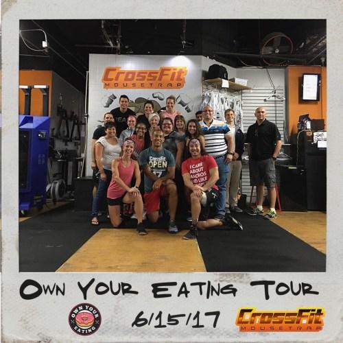 Mousetrap Fitness tour picture