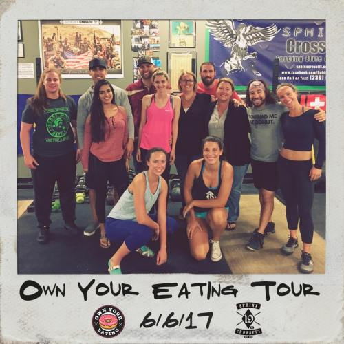 CrossFit Sphinx tour photo