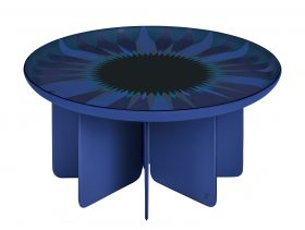 India Mahdavi- Objets Nomade Talisman Table