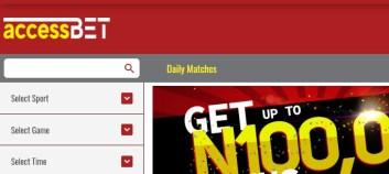 access betting sites in Nigeria