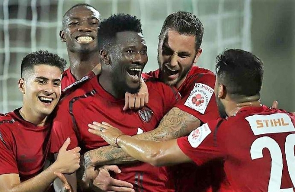 Richest Footballers - Asamoah Gyan net worth
