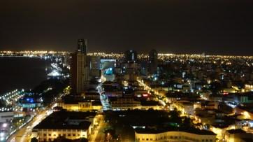 Guayaquil: Blick vom Cerro Las Peñas