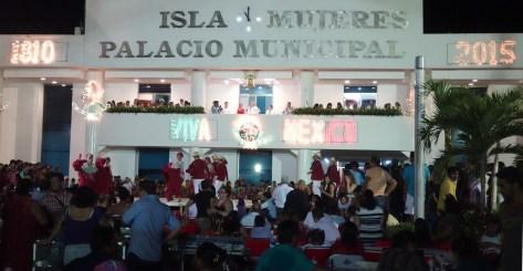 Mexiko, Isla Mujeres: Unabhängigkeitstag - Independence Day
