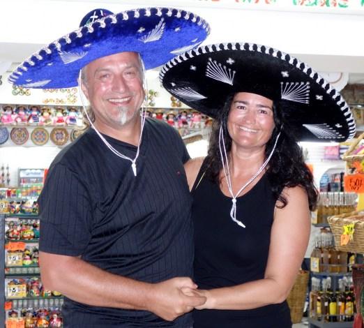 Mexiko, Isla Mujeres: Unabhängigkeitstag - Independence Day und immer stilvoll gekleidet