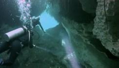 Mexiko, Tulum, Cenoten Tauchen, Casa Cenote: Hier muss die Tarierung passen!