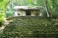 Palenque: Templo de los Guerreros (Tempel der Krieger)