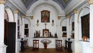 San Cristobal, Na Bolom Museum: Die hauseigene Kapelle