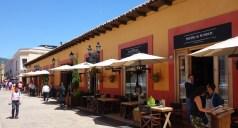 San Cristobal, Miguel Hidalgo: Einladende Gastlichkeit draussen