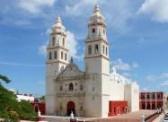 Campeche: Catedral de Nuestra Señora de la Purísima Concepción