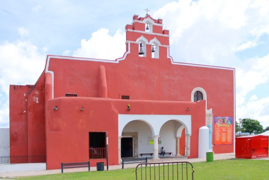 Campeche: Iglesia San Francisco