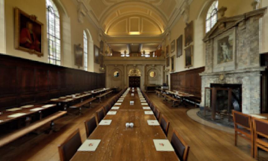 St Johns College virtual tour  University of Oxford