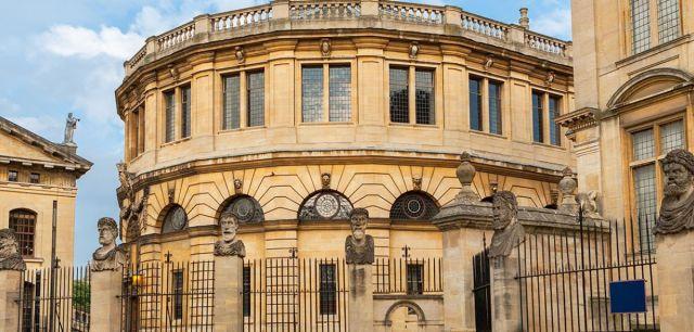 University of Oxford's Sheldonian Theatre