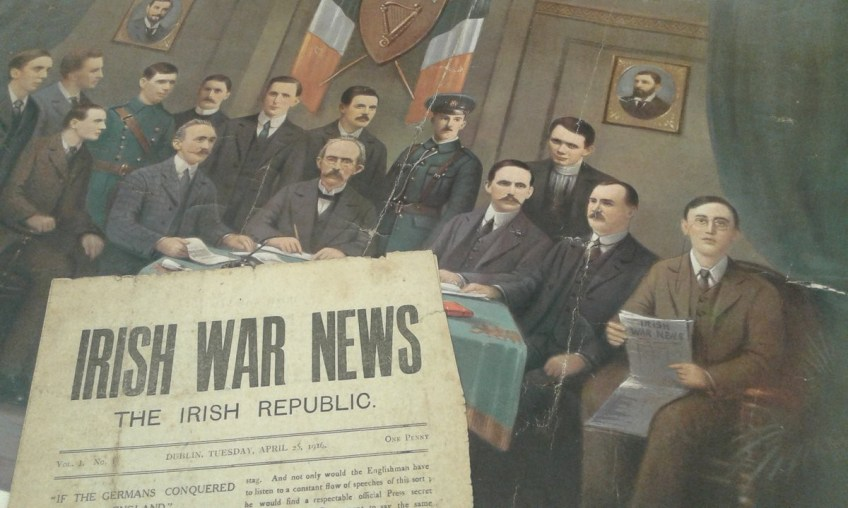 1916 – Rebels with a cause