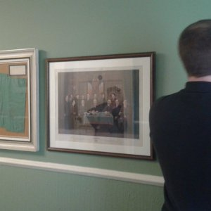 Going on display for the 1916 commemoration exhibition ath the Jackie Clarke Collection