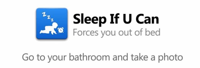 Sleep if You Can App