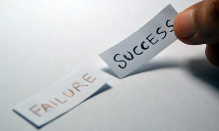 Is Fear of Failure Holding You Back?