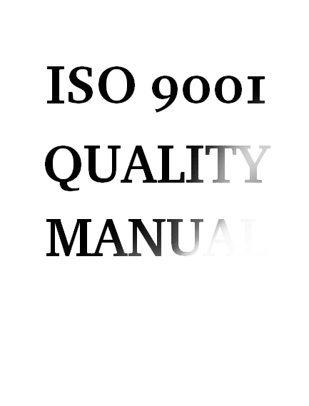 ISO 9001:2015 Won't Require a Quality Manual — Here's What