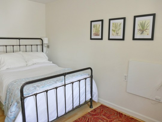 Cottage rental, Berkeley, California, Oxford Property Management