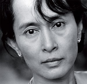 Happy birthday, Aung San Suu Kyi