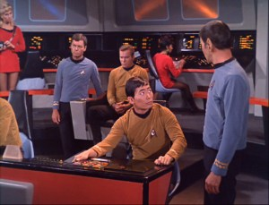 To Boldly Delve Into Star Trek's Chart: Part One
