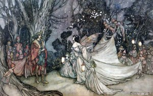 Astrology of Now: Midsummer Night's Dream