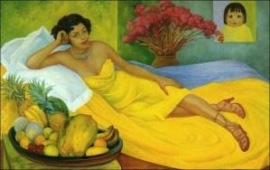 Venus in Art: Rivera and Freud