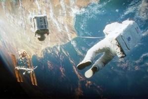 Movies: Gravity
