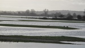 Floods, I Ching and the Return of the Isle of Glastonbury