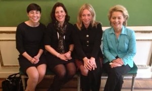 Zeitgeist: Women in Power
