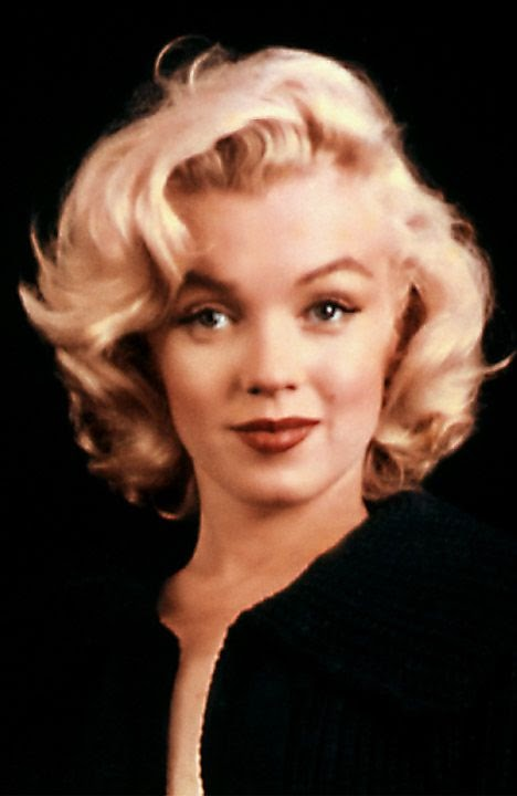 Marilyn Monroe. Gemini Sun, Leo Rising (golden halo).