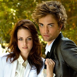Kristen Stewart (Gemini Rising) and Robert Pattinson (Venus in Gemini)