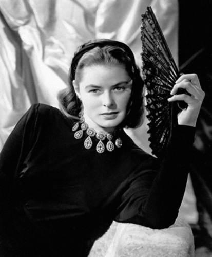 Ingrid Bergman in Notorious