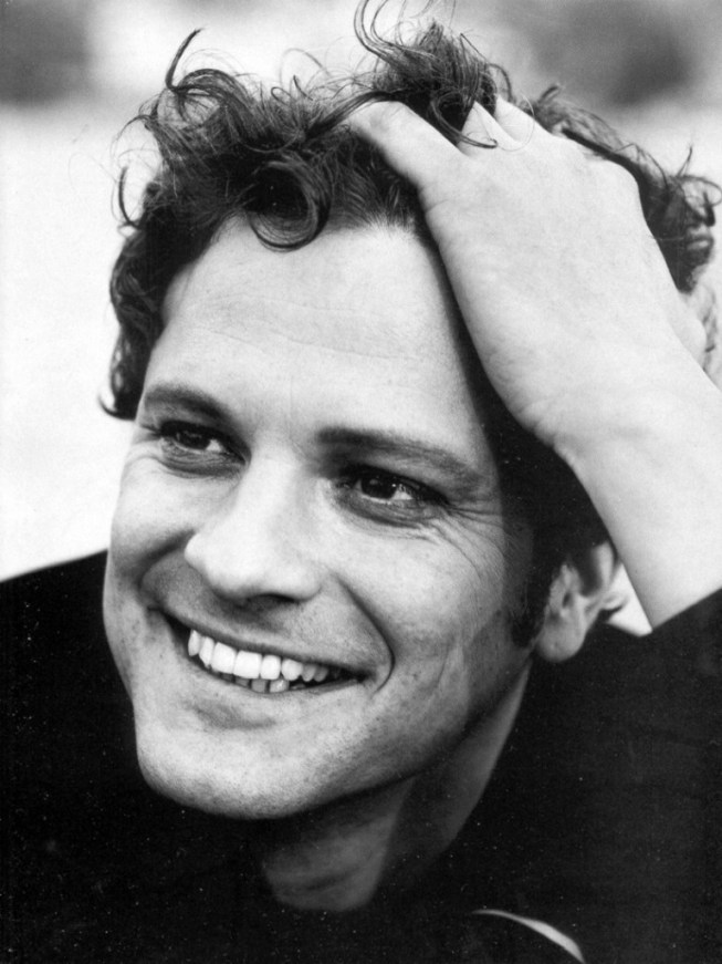 Colin Firth - Virgo Sun, Venus in Libra, Scorpio Rising