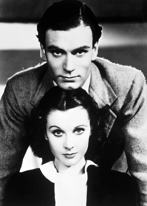 Laurence Olivier (Taurus) and Vivien Leigh (Scorpio)