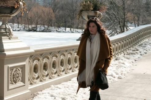 Catherine Keener: frozen emotions
