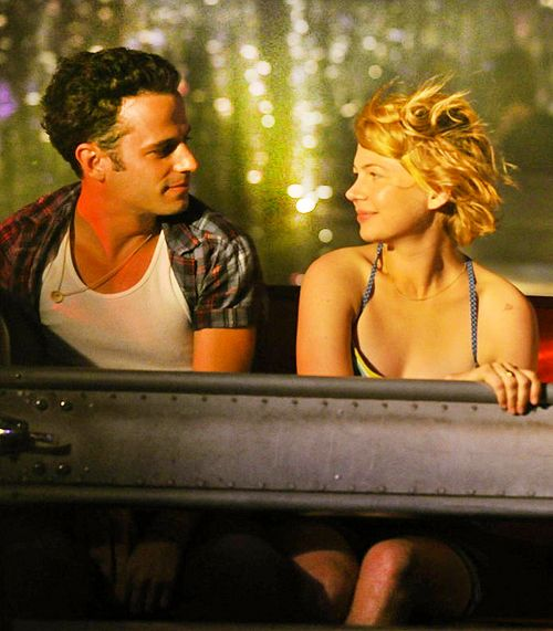 Michelle Williams and Luke Kirby in Take This Waltz