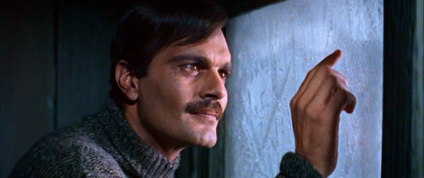 Omar Sharif as Yuri Zhivago. Moon-Venus in Gemini.