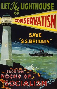 1929 campagaign poster