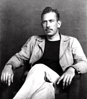 John Steinbeck's Three-way Split