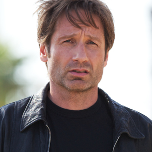 Another compelling star of the small screen, David Duchovny, Leo Sun