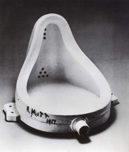 The original was destroyed. Duchamp had numerous copies made in the 1960s.