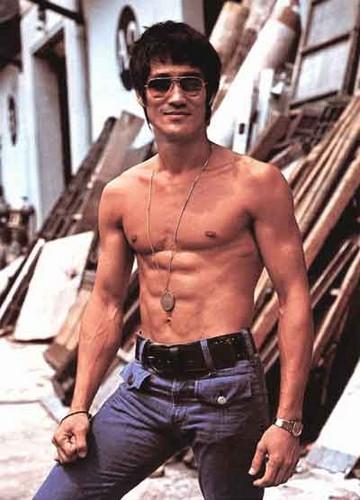 Bruce Lee. Sagittarius Sun, Sagittarius Ascendant