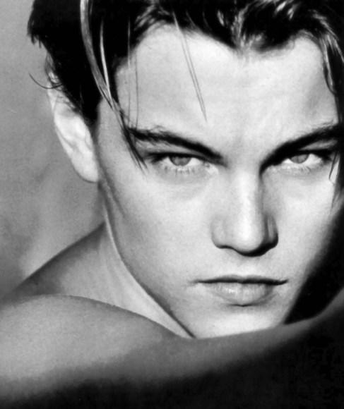 Young Leonardo DiCaprio: Libra Rising, Sagittarius Sun
