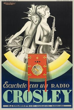 Crowley Radio ad by Mauzan