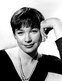 Shirley Maclaine. Taurus Sun. Perhaps the original kooky-sexy girl.