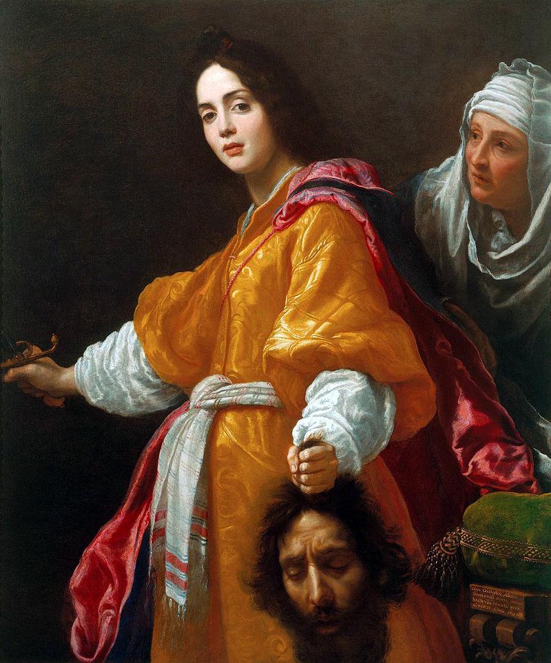 By Cristofano Allori (1577-1621)