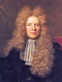 Lambert de Vermont c. 1697. Nicolas de Largillière