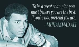 Muhammad Ali: Leo Rising