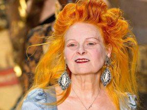Vivienne Westwood: Venus in Aries