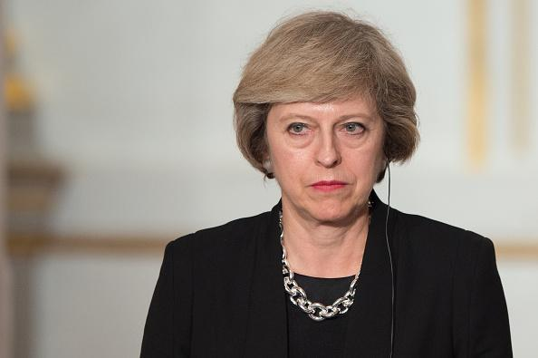 The Lonely Sun of Theresa May - The Oxford Astrologer